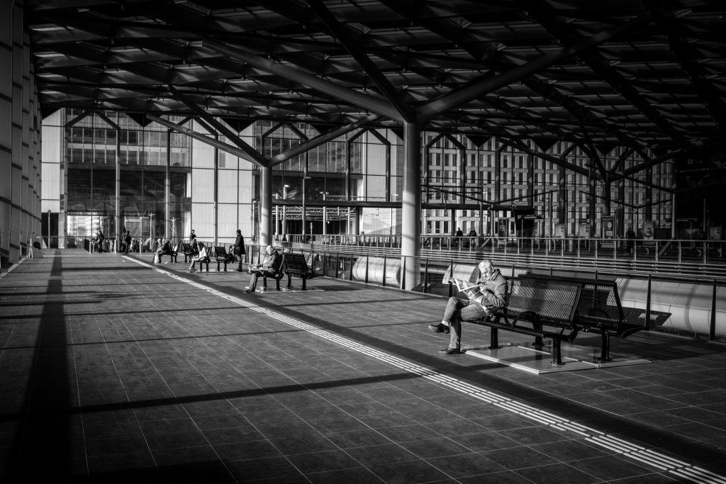 Straatfotografie door Buis Fotografie in Den Haag CS